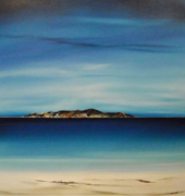 Painting of Maria Island