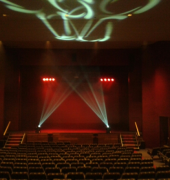 Interior of Devonport Entertainment & Convention Centre