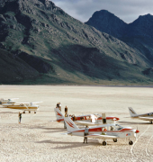 Five Planes, Lake Pedder