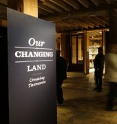 Image from Our Changing Land: Creating Tasmania exhibition at TMAG