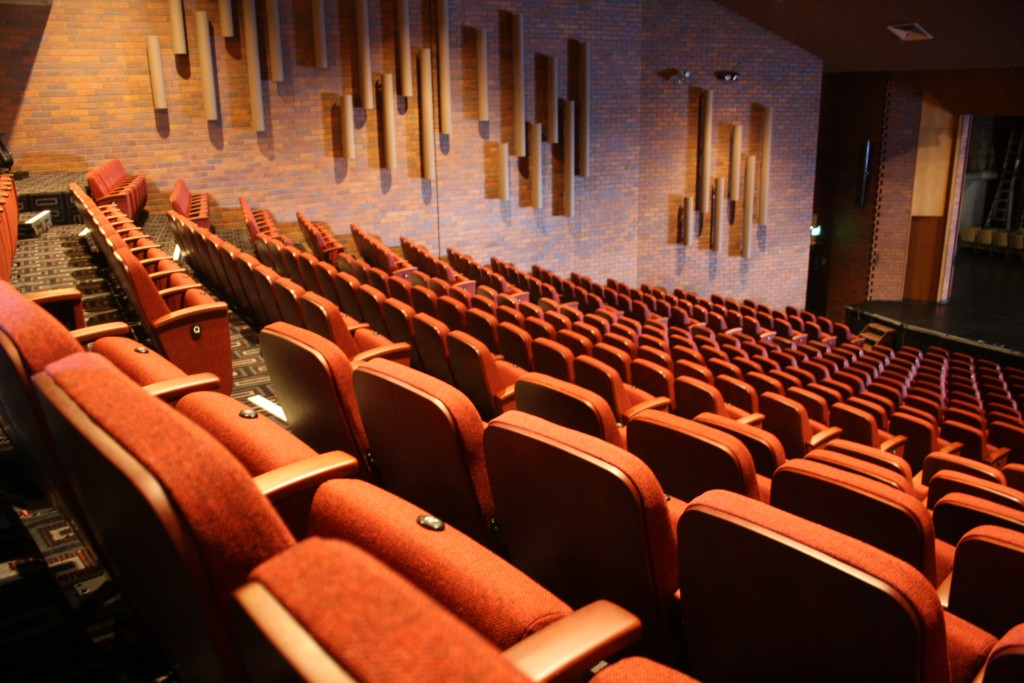 Arts Theatre seating
