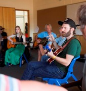 Masterclasses at Cygnet Folk Festival