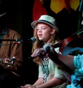 Youth Performances at Cygnet Folk Festival