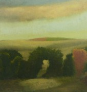 Image of Stephen Lees' painting, 'Midland Arch'.