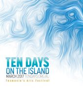 Ten Days on the Island Festival 2017