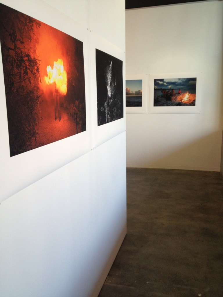 Image of photographs taken by Matthew Newton and part of the Another Country exhibition