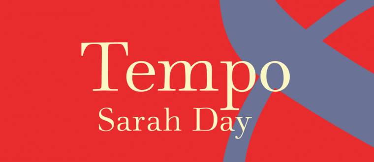 Book cover of Tempo by Sarah Day
