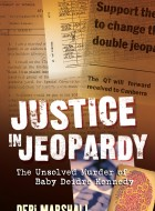 Book cover of Justice in Jeopardy by Debi Marshall