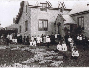 Image of the Swansea School House