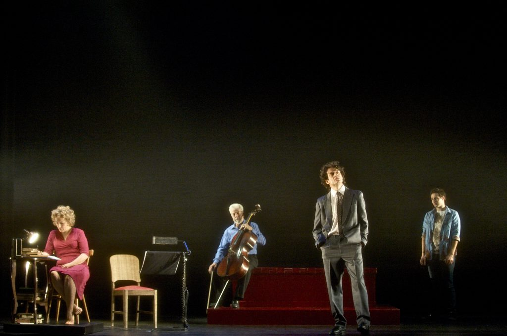 This Uncharted Hour, Mel King, Antony Morgan Jane Longhurst, Kai Raisbeck, Brett Rogers, and Ben Winspear, 2011. Photographer: Tony McKendrick