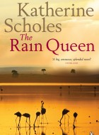 Book cover of The Rain Queen