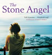 Book cover of The Stone Angel by Katherine Scholes