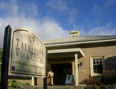 Image of Tasmanian Wool Centre