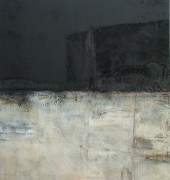 Cape Grim - Ryllton Viney - mixed media on canvas