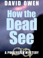 Book cover of 'How the Dead See' by David Owen