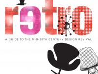 Book cover of 'Retro: A guide to the mid-20th century design revival' by Adrian Franklin