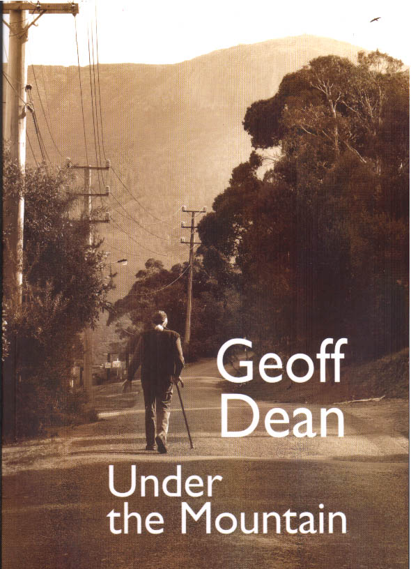 Book cover of 'Under the Mountain' by Geoffrey Dean