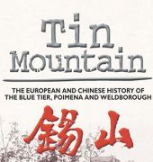 Book cover of 'Tin Mountain' by Gary Richardson
