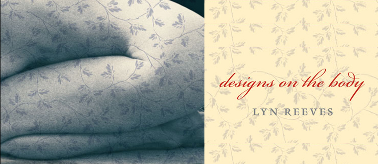 Book cover detail of 'Designs on the Body' by Lyne Reeves