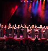 The Ten Sopranos in concert