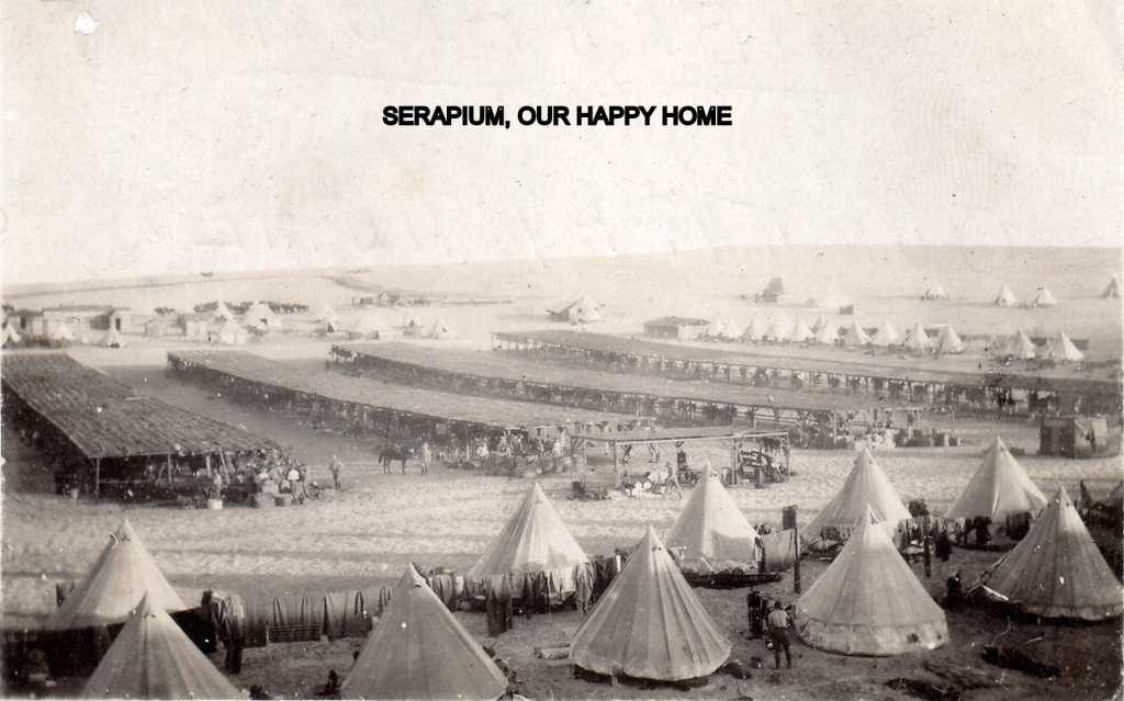 Photograph taken by Walter Quinn who served with the 11th Light Horse Regiment, from the Derby Schoolhouse Museum collection.