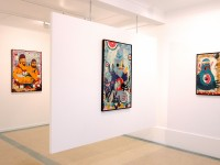 Picture of 3 Dan Withey works