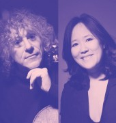 STEVEN ISSERLIS and CONNIE SHIH