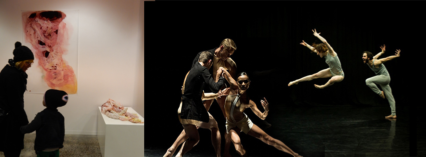 Fleshing Out at 146 ArtSpace and De Novo by the Sydney Dance Company