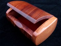 Tasmanian Blackwood box