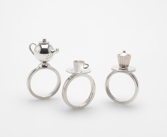 High Tea Rings