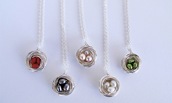 Nest Necklaces Various