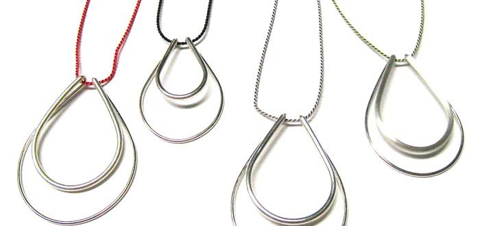Neckpiece - Scallop Necklaces