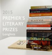 Longlisted titles for the Tasmania Book Prize and the Margaret Scott Prize