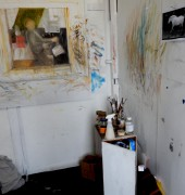 Studio space at the Palace