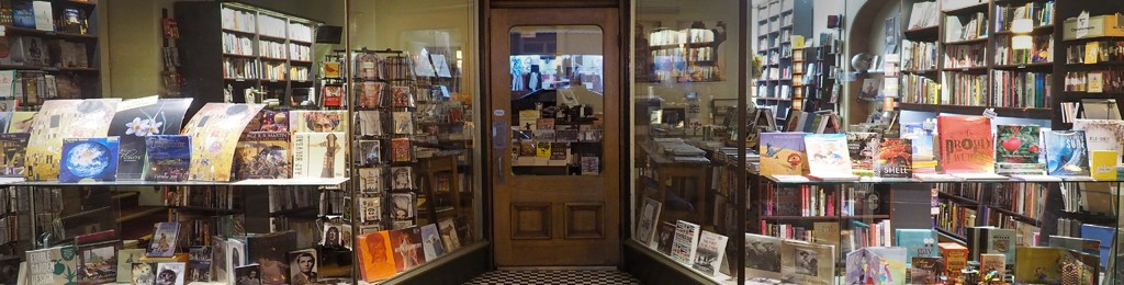 Image of the State Cinema Bookstore