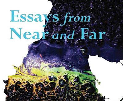 Essays from near and far book cover