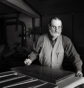 Trevor Jones, furniture maker