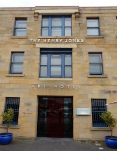 Henry Jones Art Hotel, Hunter Street, Hobart