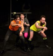 Wheeler's Luck at the Theatre Royal Backspace