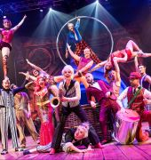 Circus Oz 2016 at the Theatre Royal