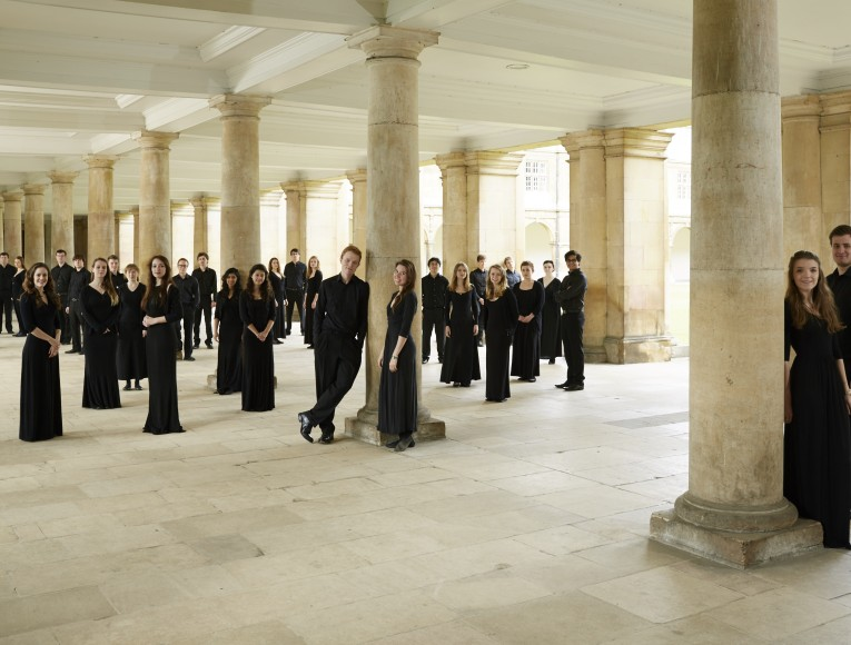 Trinity College Choir at the Theatre Royal