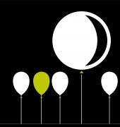 The Moon's a Balloon at the Theatre Royal