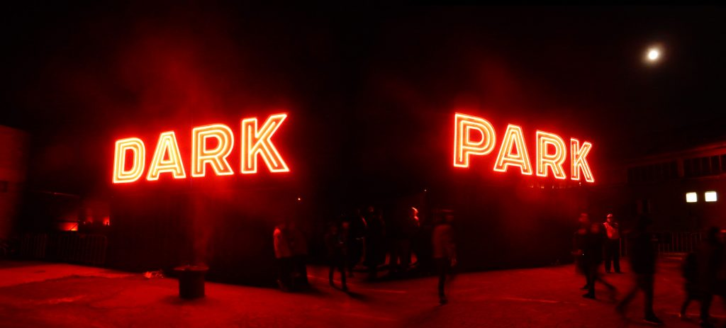 Dark Park - Macquarie Point, Hobart