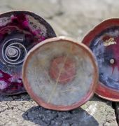 Image of recycled jewellery