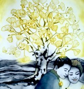 Gingko tree