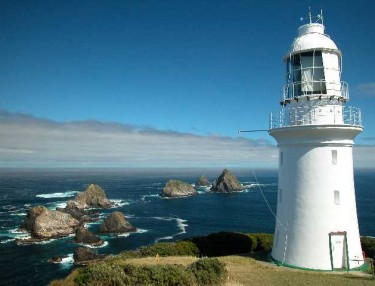 Maatsuyker Island lighthouse, Tasmania