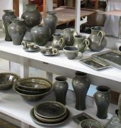Image of Crystalline glaze ceramics