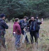 Production still from Rosehaven