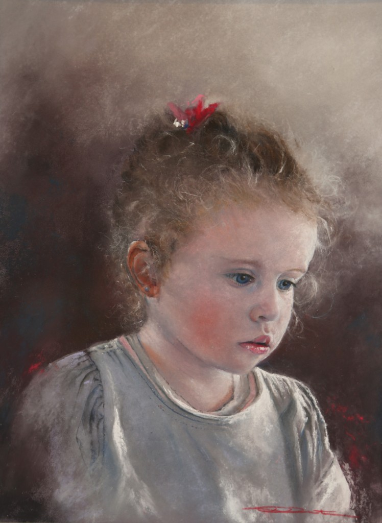 Highly Commended pastel by Phillip Austen