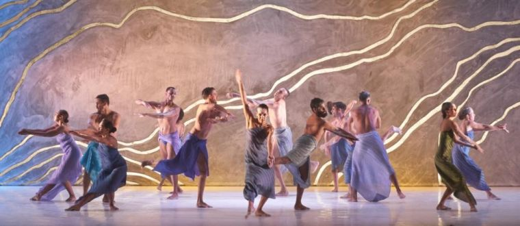 TERRAIN by Bangarra Dance Theatre